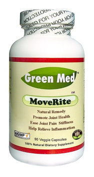 Green Med - MoveRite - 90 Vegetarian Capsules LUCKY PRICE