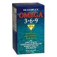 Glucoflex Omega 3-6-9 softgels by Windmill - 90 Softgels