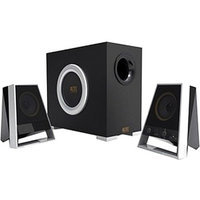 Altec Lansing VS2621 3PCs 28W Speaker System (Silver/Black)