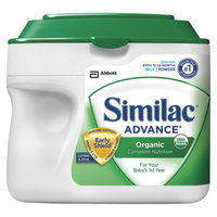 Similac Advance Organic Powder