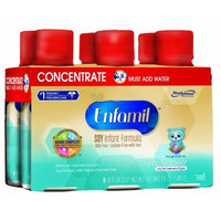 Enfamil Prosobee Soy Concentrate Infant Formula, 6 Count (Pack of 4) (Packaging May Vary)