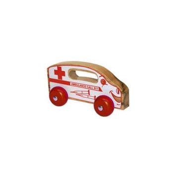 Holgate HHZ108 Handeez Wooden Ambulance Toy