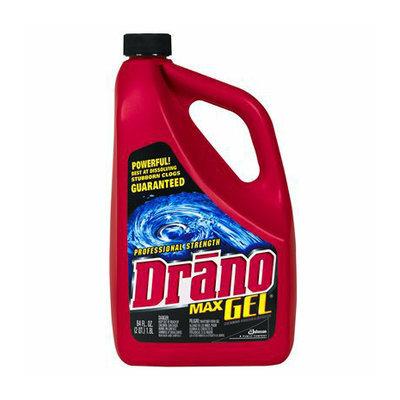 Drano Max Professional Strength Gel 64 oz