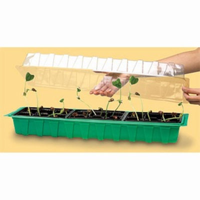 Educational Insights GeoSafari, Sprout & Grow Greenhouse, EI-5104 Ages 4+, 1 ea