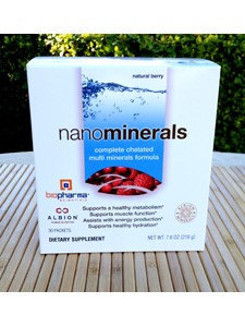 Biopharma Scientific Nanominerals 7.6 oz