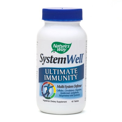 Nature's Way SystemWell Ultimate Immunity