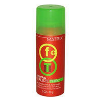 Matrix FT+ Extra Freeze Trix Ultimate Build & Hold Spray by Matrix for Unisex - 3 Ounce Hair Spray