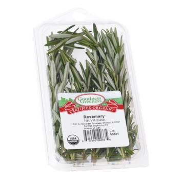Goodness Greeness Rosemary Herbs - Organic