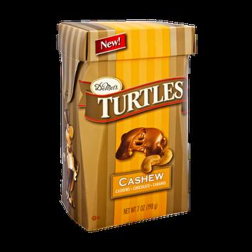DeMet's Turtles Cashew Chocolate