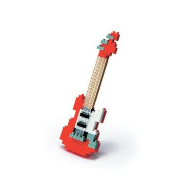 Nanoblock nanoblock Mini Plus Electric Guitar Building Blocks