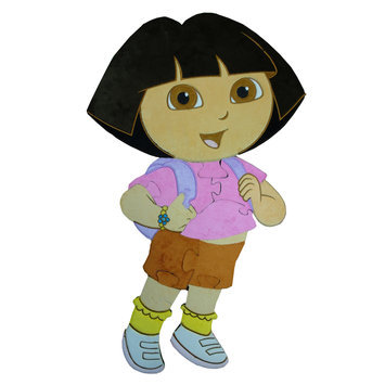 Braha Industries Inc. Dora the Explorer Puzzle Pal Play Mat