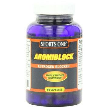 Sports One Aromiblock, 60-capsule Bottle