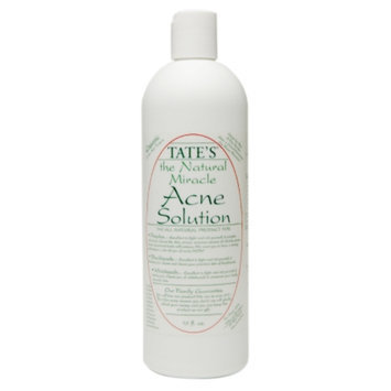 Tate's The Natural Miracle Acne Solution, 16 fl oz