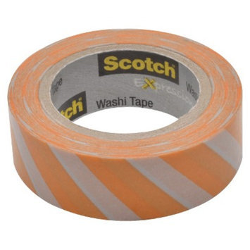 Scotch Washi Tape Swiss Wht Dots 10mX15mm
