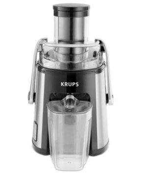 Krups KRUPS ZY501D50 Adjustable Speed Juice Extractor Stainless steel