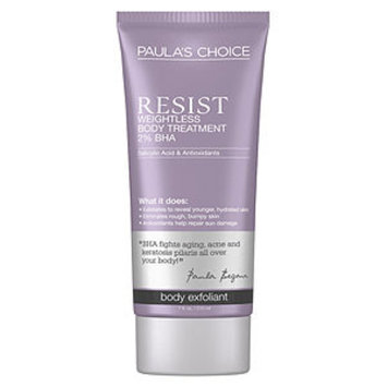 Paula's Choice RESIST Weightless Body Treatment with 2% BHA, 7 fl oz