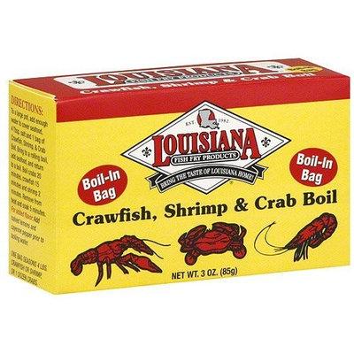 Louisiana Fish Fry Products Louisiana Fish Fry Crab Boil Bag (12x3OZ )