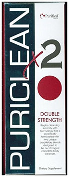 Puriclean X2 Double Strength 16 oz Purified Brand