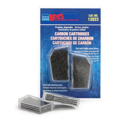 Lee S Aquarium & Pet Lee's Aquarium & Pet Products Lee Cartridge Carbon Premium Disposable 2 pk.