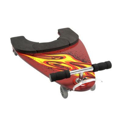 Nirve Sports Nextsport Land Shark Kneeboard - Red