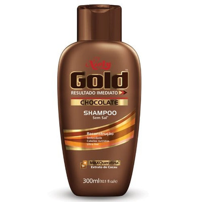 Niely Gold Chocolate Max Keratin Shampoo 300ml