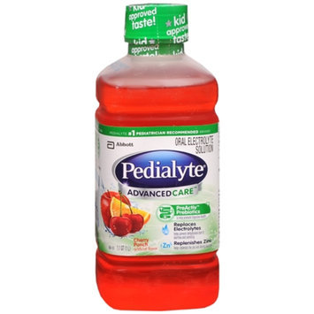 Pedialyte AdvancedCare, Cherry Punch, 1 L