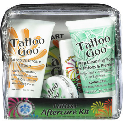 The Original Tattoo Goo AfterCare Kit
