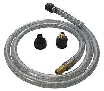 LABEL SAFE 920220 Premium Pump Quick Connect, Kit,5 ft.