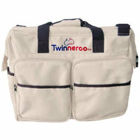 Twin Trexx Stuff 4 Multiples Twinneroo Twin Diaper Bag