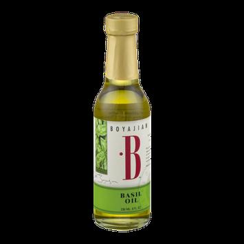 Boyajian Basil Oil