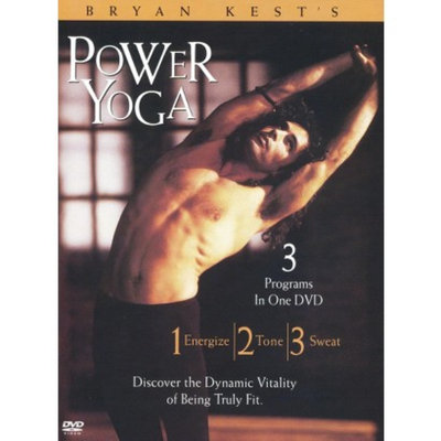 Warner Brothers Bryan Kest's Power Yoga: The Complete Collection Dvd from Warner Bros.