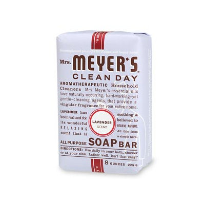 Mrs. Meyer's Clean Day All Purpose Soap Bar