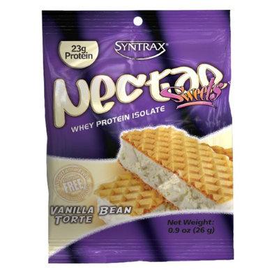 Syntrax SYNTGRAB0021VANIPK Grab N Go Vanilla Bean Torte 12pk