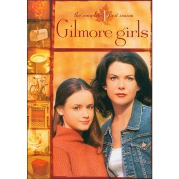 Warner Brothers Gilmore Girls: The Complete First Season Dvd from Warner Bros.