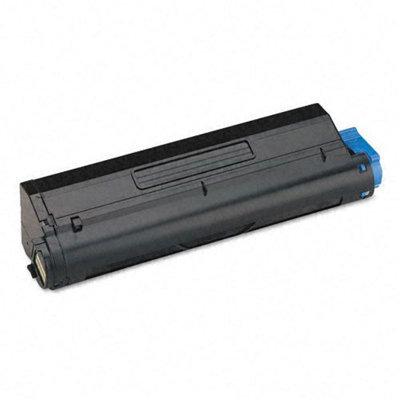 Okidata Corporation 43502001 Toner Cartridge, Black - OKIDATA