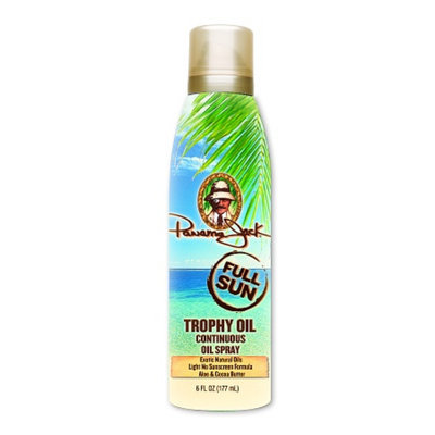 Panama Jack Continuous Spray Trophy Oil