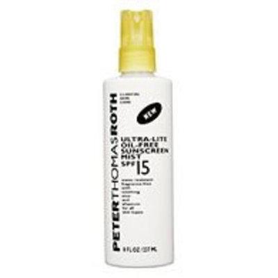 N/A Peter Thomas Roth Ultra-Lite Oil-Free Sunscreen Mist SPF 15 8 fl oz.