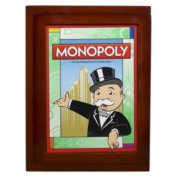 Monopoly Library  Vintage Book Game