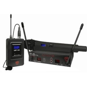 Nady - 100-Channel WIreless UHF System (Includes Handheld Transmitter)