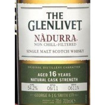 The Glenlivet Scotch Single Malt 16 Year Nadurra 750ML
