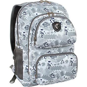 J World New York Astro Laptop Backpack