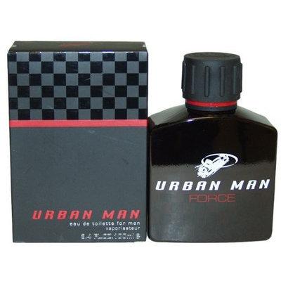 Urban Force by Urban for Men Eau De Toilette Spray, 3.4 Ounce