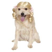Rubie's Cheerleader Wig Pet Costume - S/M