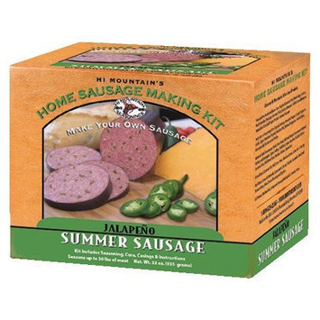 Hi Mountain Jerky Jalapeno Summer Sausage Kit