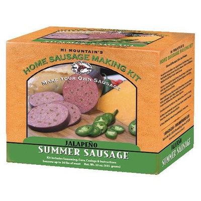 Hi Mountain Jerky Jalapeno Summer Sausage Kit