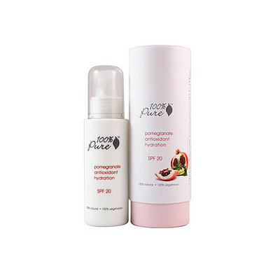 100% Pure Cosmetics Organic Pomegranate Antioxidant Hydrati