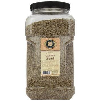 Spice Appeal Cumin Seed Whole, 64-Ounce Jar