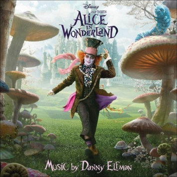 Disney Danny Elfman - Alice in Wonderland [Original Score]