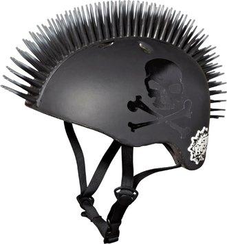 Sierra Accessories Jolly Roger Mohawk Helmet