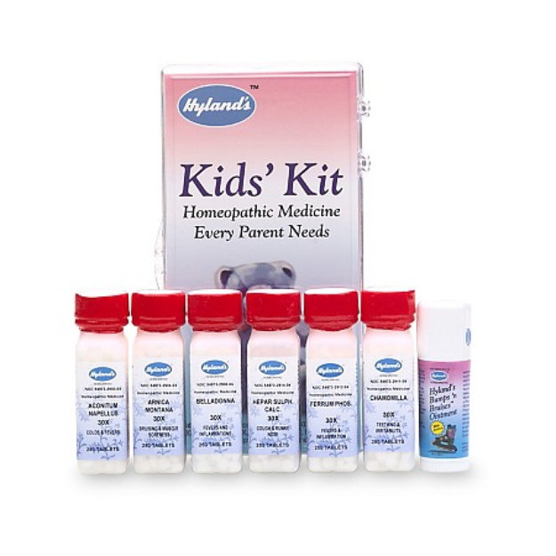 Hyland's Homeopathic Kid's Kit Reviews 2019